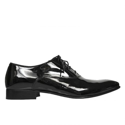 Apair - Patent Stitch Dress Shoe-0