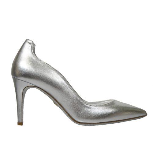 Loriblu - Silver Nappa Stiletto-0