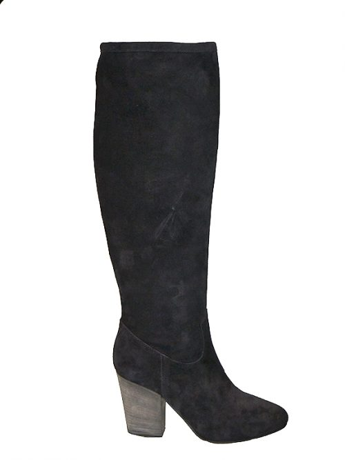 Apair- Black Yukon Long boot -0