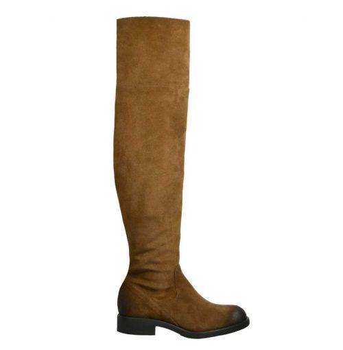 Apair - Overknee sigar boots-0