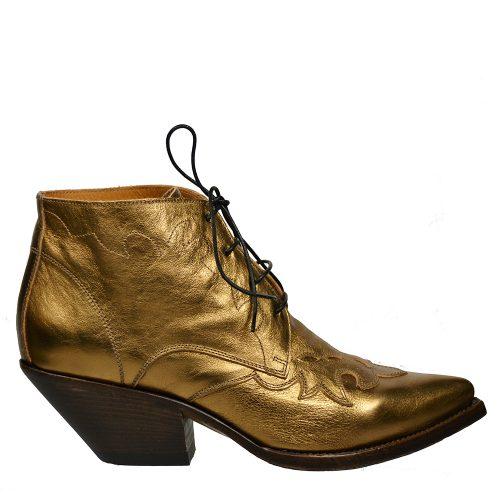 Buttero - Gold boot-0