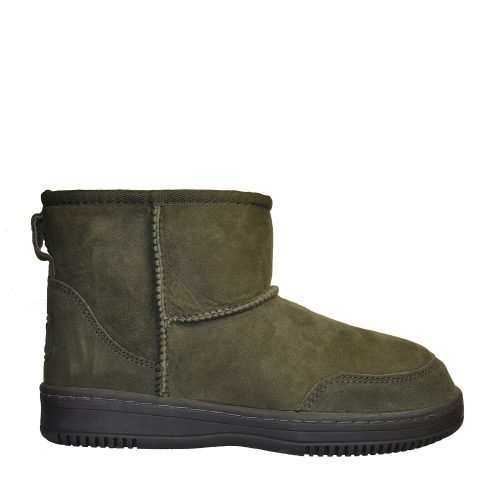 New Zealand Boots - Ultra Short Army-0