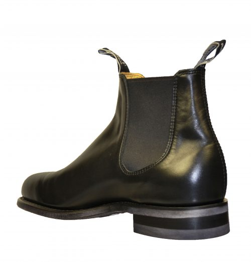 R.M. Williams - Yearling Black-5532