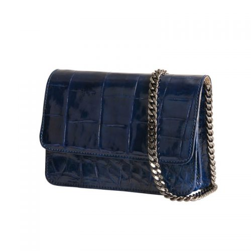 Kenzina Croco - Dark Blue-5622
