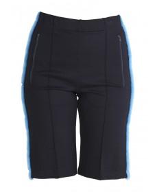 Anne Vest - Fur stripe shorts -4980