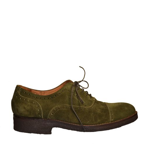 Apair - Suede Golf Verde-0