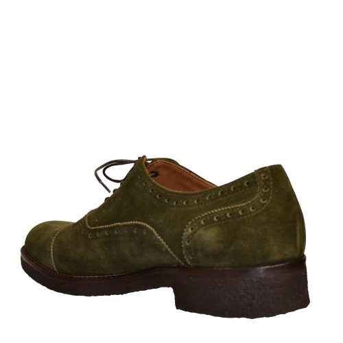 Apair - Suede Golf Verde-5317