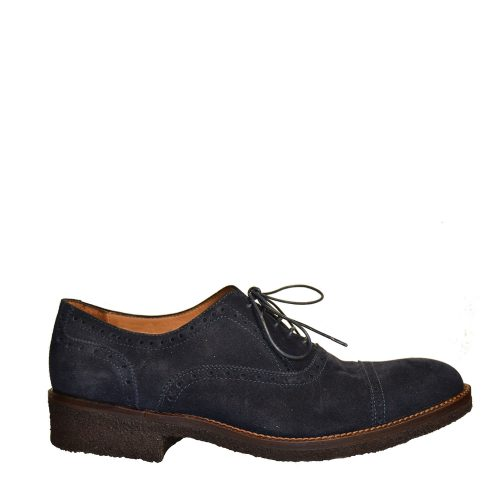 Franco Boschi - Suede Golf Blue-0