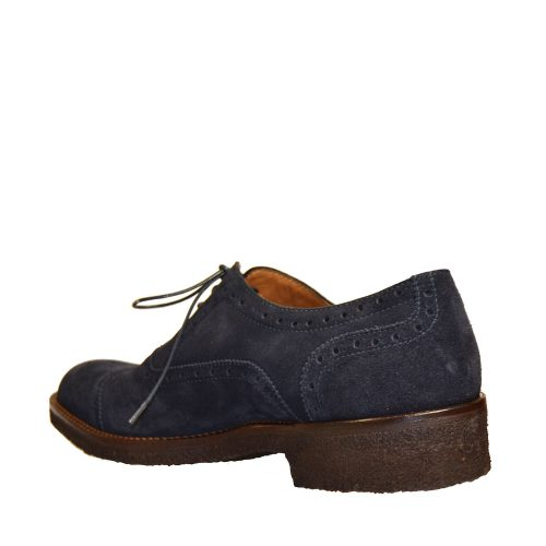Franco Boschi - Suede Golf Blue-5319
