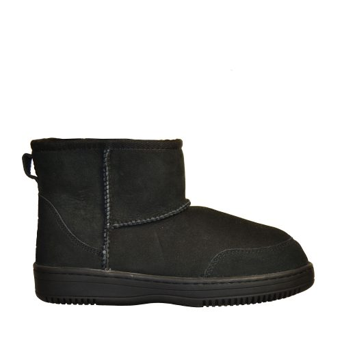 New Zealand boots - Black-0
