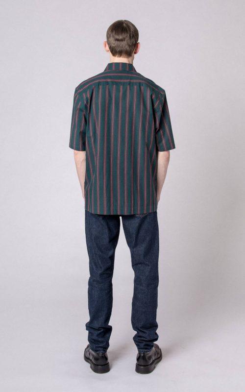 Han Kjøbenhavn - Green Stripes-6769