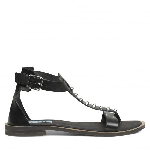 Apair - Studs Sandal Black-0