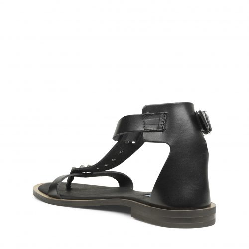 Apair - Studs Sandal Black-6324