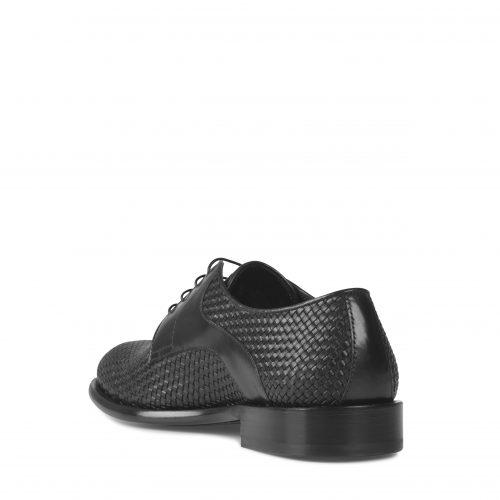 Corvari - Small Braid Black-6155