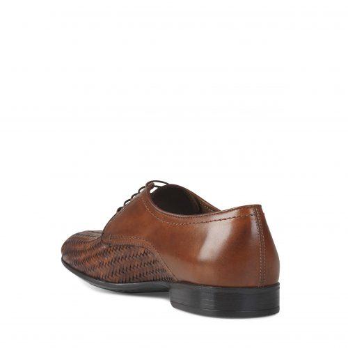 Corvari - Small Braid Brown-6152