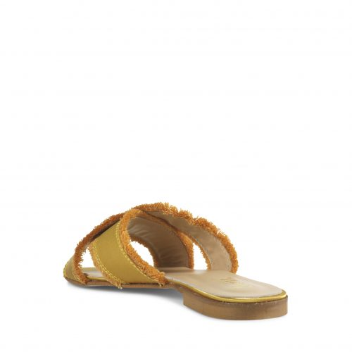 Apair - Flat Satin Yellow-6080