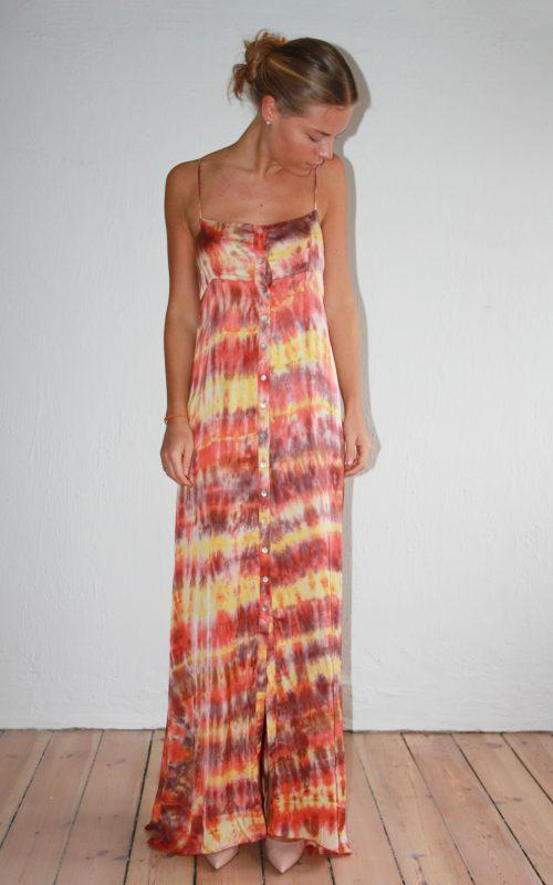 Rabens Saloner - Orange Dress-0