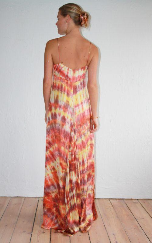 Rabens Saloner - Orange Dress-6019