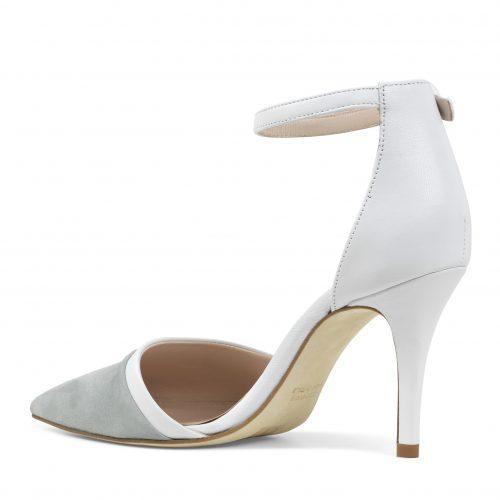 Apair - White & Grey High-6090