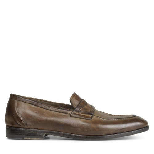 Barracuda - Olive Loafer-0