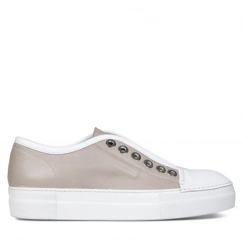 Rocco P - Beige Sneakers-0