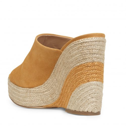 Paloma Barcelo - Suede Orange-6655