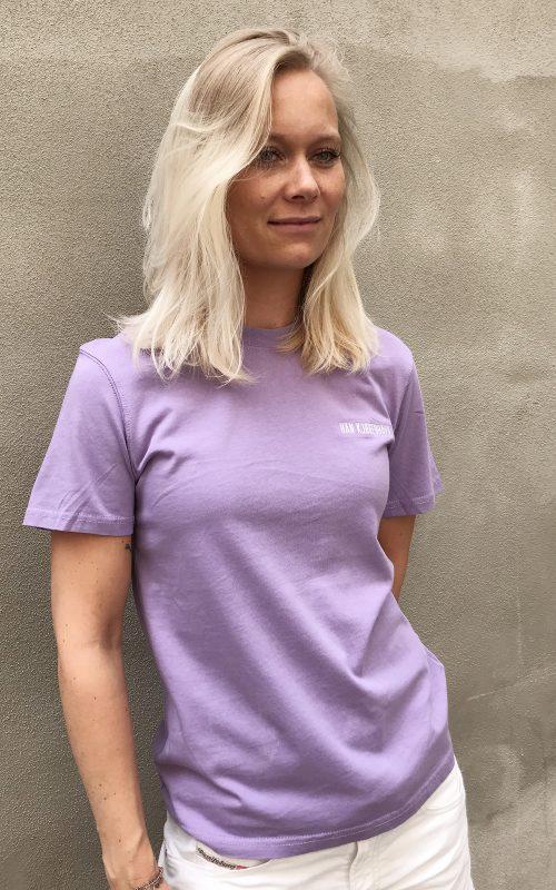 Han Kjøbenhavn - Purple Tee-0