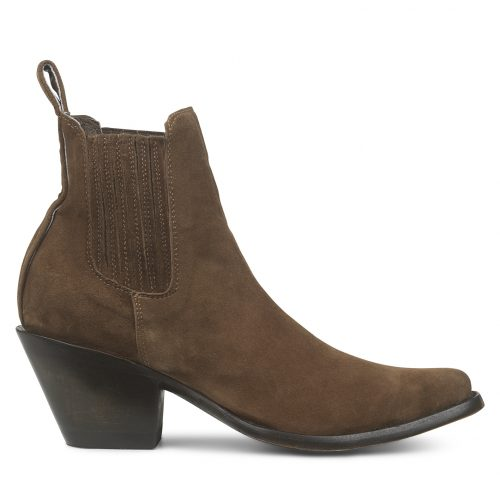 Mexicana - Brown Suede-0