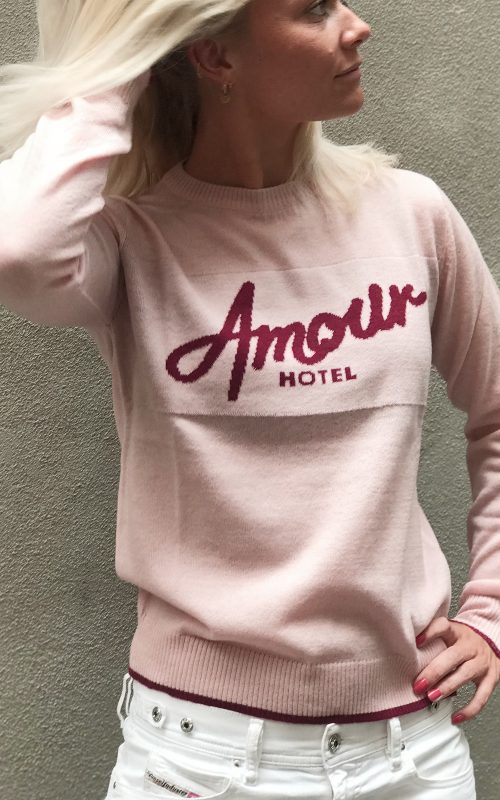 Foreign Affairs - Amour Knit-0