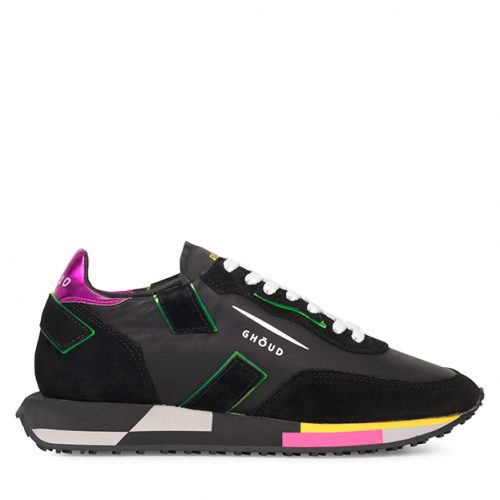 GHOUD - Black/Fuxia-0