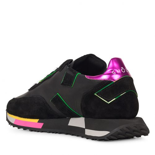GHOUD - Black/Fuxia-7415