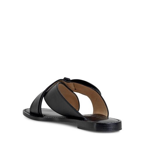 b.ø.c. Crosby Sandal in Dark Brown (Brown) Lyst