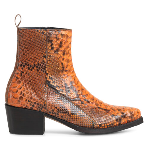 Boots with chunky heel Archives A Pair
