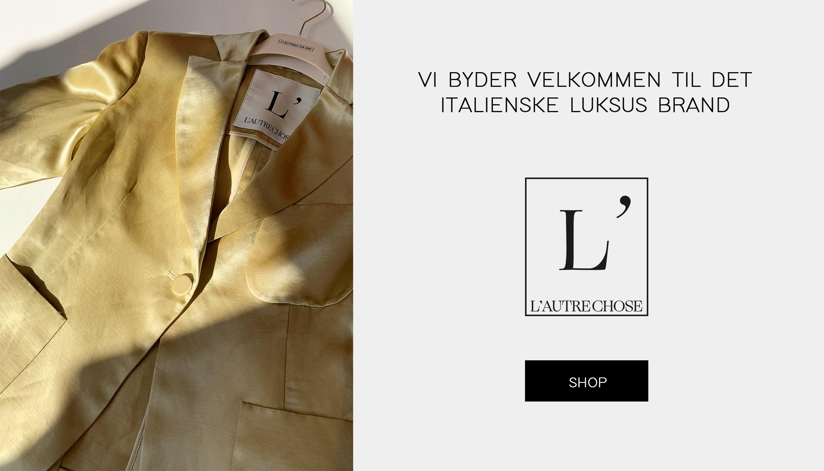 Apair Officiel Webshop | Shop Designer Tøj & Sko Online